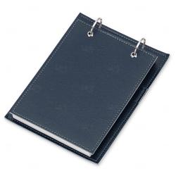 Bloco de Anotação Personalizado - 23,2 x 17 cm Azul