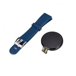 Relógio Smartwatch D118 Personalizado Azul