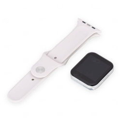 Relógio Smartwatch P9 Personalizado Branco