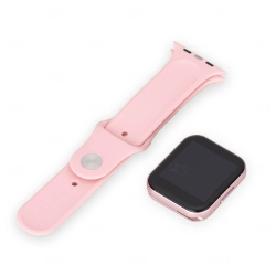 Relógio Smartwatch P9 Personalizado Rosa