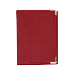 Porta Documento em Couro Sintético Personalizado
