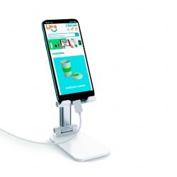 Suporte Retrátil para Celular e Tablet Personalizado