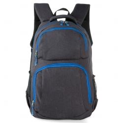 Mochila de Nylon para Notebook Personalizada Azul