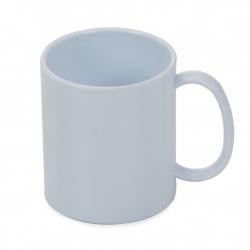 Caneca Plástica Personalizada - 350ml Branco