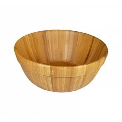 Saladeira Grande de Bambu Personalizado - 3,5L