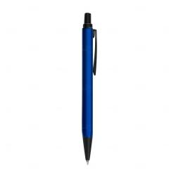 Caneta Metal Personalizada Azul