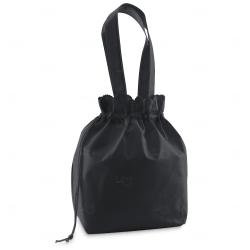 Bolsa Multiuso TNT Personalizada - 27x30 cm Preto