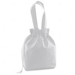 Bolsa Multiuso TNT Personalizada - 27x30 cm Branco