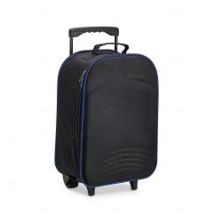 Mala de Viagem Dobrável Personalizada Azul