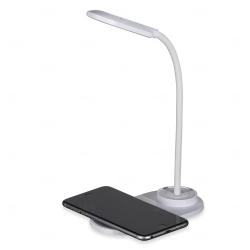 Luminária de Mesa com Carregador por Indução Personalizado