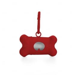 Kit Higiênico para Pets Personalizado Vermelho