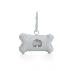 Kit Higiênico para Pets Personalizado Branco