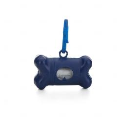 Kit Higiênico para Pets Personalizado Azul