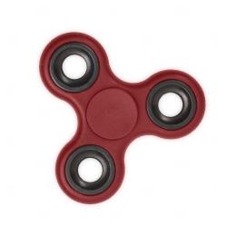 Spinner Anti-Stress Personalizado Vermelho
