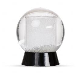Globo de Neve Plástico Personalizado