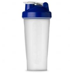 Coqueteleira com Misturador Personalizado - 600 ml Azul
