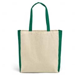 Sacola de Algodão Personalizada Verde