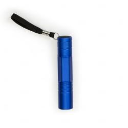 Mini Lanterna c/ Cordão Personalizada Azul