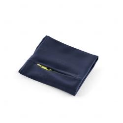 Munhequeira com Bolso Personalizada Azul