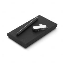 Kit Caneta e Pen Drive Personalizado