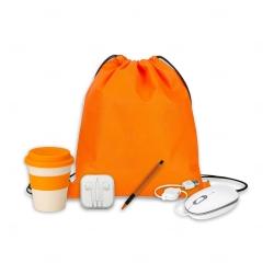 Kit Home Office Básico Personalizado - 5 Peças