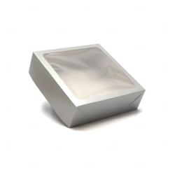 Caixa para Brinde Corporativo - 20 cm x 20 cm Branco