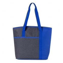 Bolsa Térmica Personalizada - 35x42 cm Azul Marinho