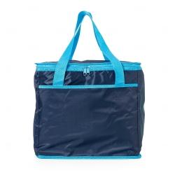 Bolsa Térmica Personalizada - 32,5x40,5 cm Azul