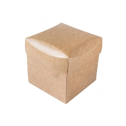 Caixa para Brinde Corporativo - 17 cm x 17 cm