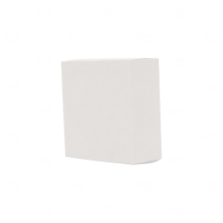 Caixa para Brinde Corporativo - 13 cm x 12 cm Branco