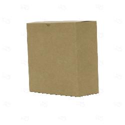 Caixa Gaveta para Brindes - 13 cm x 12 cm Marrom