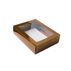 Caixa para Brinde Corporativo - 12,5 cm x 9 cm Cobre