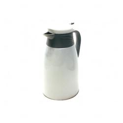 Garrafa Térmica Personalizada - 1 Litro Branco