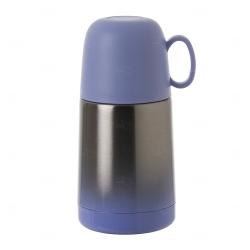 Garrafa Térmica Degradê Personalizada - 250 ml Lilás