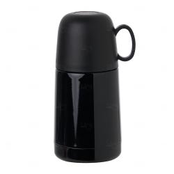 Garrafa Térmica Degradê Personalizada - 250 ml Preto