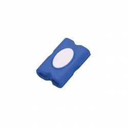Organizador de Cabos Personalizado Azul