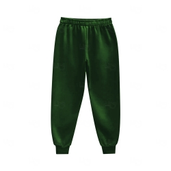 Calça de Moletom Personalizada Verde Claro
