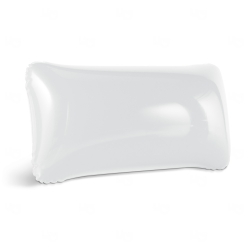 Almofada Personalizada Inflável Branco