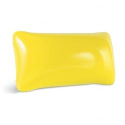 Almofada Personalizada Inflável Amarelo