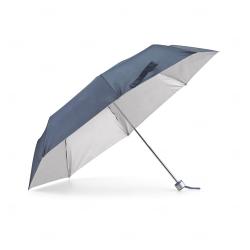 Guarda-Chuva Dobrável Personalizado Azul