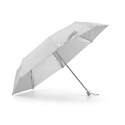 Guarda-Chuva Dobrável Personalizado Cinza Claro