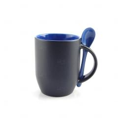 Caneca Colher Mágica Personalizada - 325 ml Azul