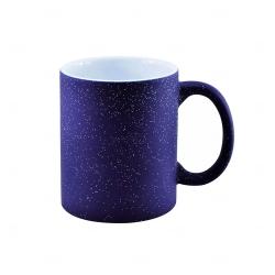 Caneca Mágica Glitter Personalizada - 325 ml Roxo
