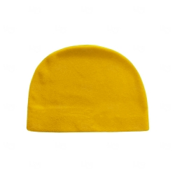 Touca Personalizada Amarelo