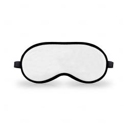 Máscara de Dormir Personalizada Branco