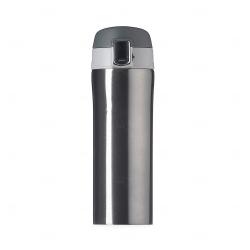 Garrafa Térmica Personalizada - 350ml Prata