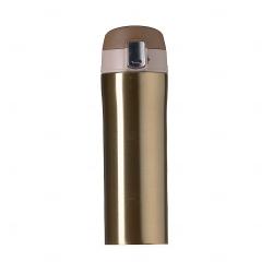 Garrafa Térmica Personalizada - 350ml Dourado