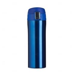 Garrafa Térmica Personalizada - 350ml Azul