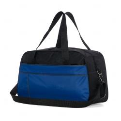 Bolsa para Viagem em Poliéster Personalizada Azul