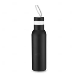 Garrafa Térmica Inox Personalizada - 500ml Branco